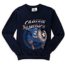 Marvel Comics–Capitán América sudadera