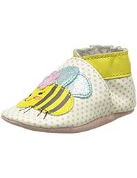 Robeez Bee Z, Chaussures de Naissance Bébé Fille