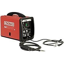 SOLTER - SOLMIG 160 - Soldadora MIG-MAG de hilo (240 V) Potencia