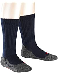 FALKE Unisex-Kinder Socken 10450 Active Warm SO