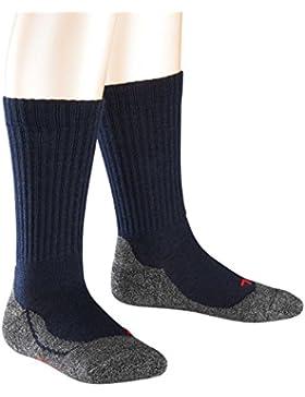 FALKE Unisex-Kinder Socken 10450 Active Warm SO