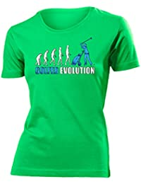 GOLFER EVOLUTION T-Shirt Damen S-XXL