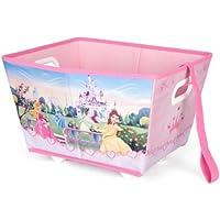 Preisvergleich für Disney Princess rollbare Aufbewahrungsbox Rollbox Spielzeugbox Spielzeugkiste mit Rädern