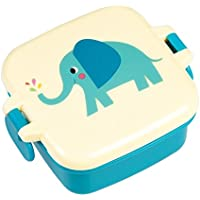 Preisvergleich für Rex International Snackbox kleine Lunchbox Motiv Elvis der Elefant