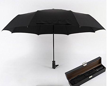ZQ@QXPiegare il creativo pieno degli uomini-automatico Ombrello Ombrelloni , nero nero nero | Online Shop  | Moda E Pacchetti Interessanti  3af895