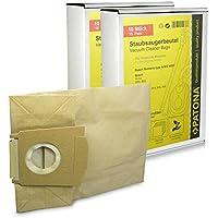 20x Sacchetti per aspirapolvere carta per SIEMENS A B C VS Serie Black energy Krups 902 - 908 Kärcher VC 6000 - VC 6999 Privileg 064.795 065.107 069.178 102.802 329.074 444.523 783.023 - Serie 908