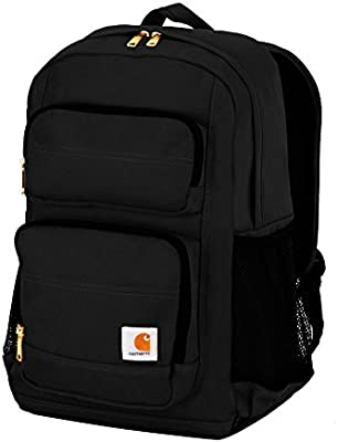 Carhartt Backpack Legacy Standard Work Pack, Farbe:black, Größe:one size