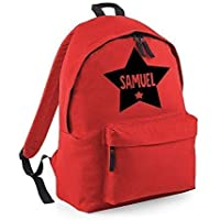 Personalised Star Name Backpack Rucksack School bags Boys Personalised Bags Girls Bags