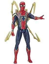 39bfcd960 Marvel Titan y Mochila Power Fx Spider-Man Hasbro E0608105