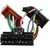 Câble ISO Adaptateur pour AUTORADIO SONY 18 pins