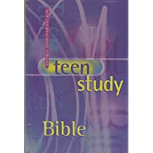 Teen Study Bible: New International Version
