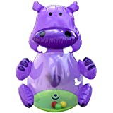 Hedstrom Baby Bop Jingly Hippo Inflatable Bopper by Hedstrom
