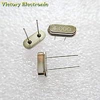 10pcs / lot Crystal Oscillator Crystal Resonator 4MHz 4M 4,000MHz 4,000M 4,000 49S HC-49S DIP- 2 Pasivo Cristal Cuarzo