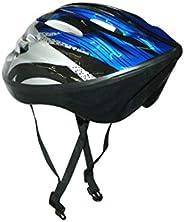 Cycling Helmet Bicycle Skating Sports Helmet Blue Black