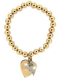 Sweet Deluxe Damen Armband Metall teilrhodiniert sweet 19 cm 03875