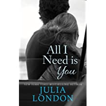 All I Need Is You (An Over the Edge Novel) (English Edition)