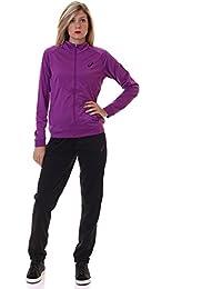Asics Woman Chándal Polywarp 2, violeta, XS