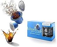 BLUECUP Herbruikbare Capsules Nespresso, Navulbare Capsules voor Nespresso Machines (Original), Duurzaam, Star