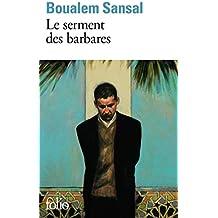 Le serment des barbares - Prix du Premier Roman 1999