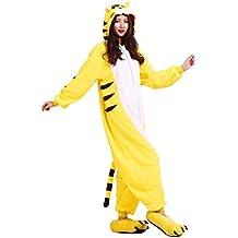 YUWELL Kigurumi Pijamas Unisex Cosplay Animal Traje Disfraz Pyjamas Onesie