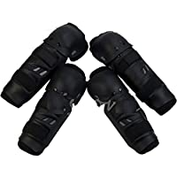 Knee elbow pads guard bike motorcycle riding offroad protective gear