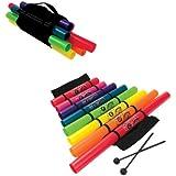 Wak-A-Tube Wak-a-Rap - Estuche para transportar tubos diatónicos Wak-A-Tubes