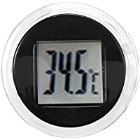 Termómetro digital, Mini auto termómetro de alta temperatura Auto Celsius Termómetro de cocina digital a