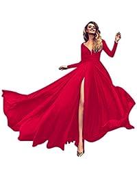Amazon.it  A portafoglio e sblusato - Vestiti   Donna  Abbigliamento d55c6da5800