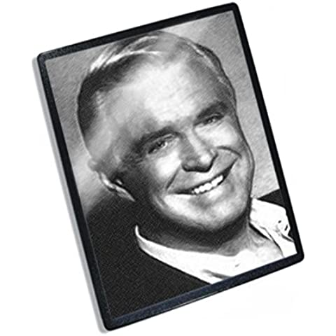 GEORGE PEPPARD - Original Art Mouse Mat (Signed by the Artist) #js001