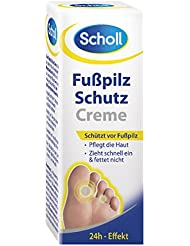 Scholl Fusspilz Schutzcreme, 2er Pack (2 x 30 ml)