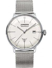 Junkers Damen-Armbanduhr Analog Quarz Edelstahl 6071M5