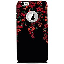 Yashas Designer Printed Case For iPhone 6/ 6S With Logo Cut (Art Pattern)