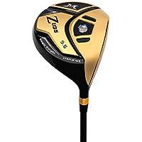 Mazel Titanium Golf Driver 460CC Golf Club Driver Cup Face Design, mano derecha, 9,5 y 10,5 grados