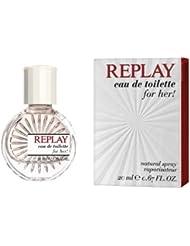 Replay for Her EDTV 20 ml, 1er Pack (1 x 20 ml)