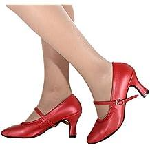 premium selection 87197 5f31e Amazon.it: scarpe da ballo - Rosso