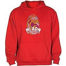 Sudadera Adulto/niño ADN Madridista Camisetas del Real Madrid