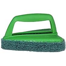 Scotch-Brite Bathroom scrubber brush,Green