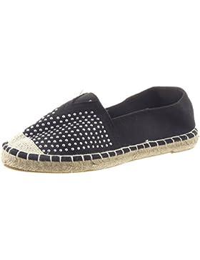 Sopily - damen Mode Schuhe Espad