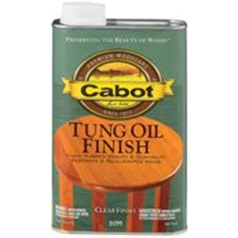 Cabot # 8099 Tung Oil Finish -