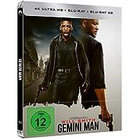 Gemini Man - 3D Blu-ray - Bluray - UHD - Steelbook