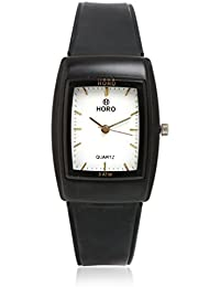 Horo(Imported) Plastic Rectangle Wrist Watch 37X27mm