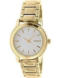 DKNY NY2272 - Reloj para mujeres color dorado