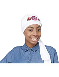 Masumi Headwear - Sombrero - para niña Blanco Blanco Talla única