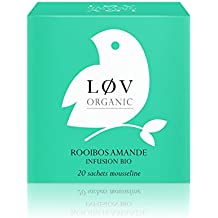 Løv Organic - Rooibos Amande Bio - Boîte de 20 sachets