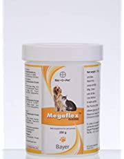 Megaflex Complete Nutritional Supplement for Joint Care for Dogs, Puppies, Cats and Kittens, 250 g