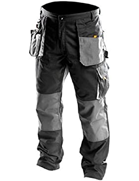 Profi Arbeitslatzhose Latzhose Arbeitshose Arbeitskleidung Hose (S-XXL)