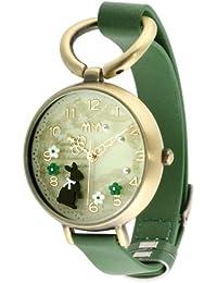 ufengke® mode retro mini kinder band elektronische armbanduhren-waldkaninchen zifferblatt-design
