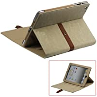 Boxed Grigio iPad/iPad2Custodia in pelle con fibbia - Casa Boxed