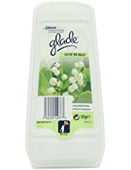 Glade Solid Lilly of the Valley 150 g (Pack of 8)