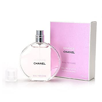 perfume chanel chance tendre
